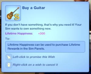 Ang's guitar