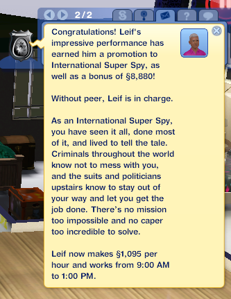 leif international superspy