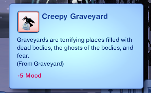 Creepy Graveyard