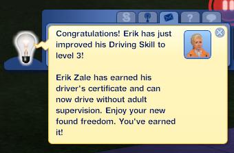 driving Erik
