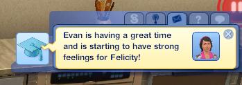 Evan Prom Felicity