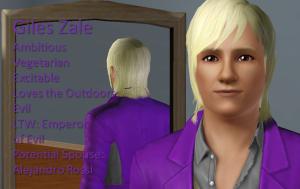 Giles Zale