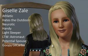 Giselle Zale