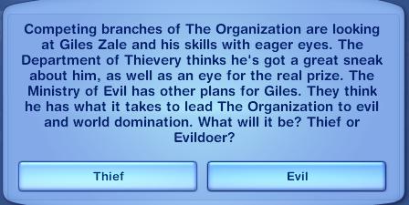 Evil Giles