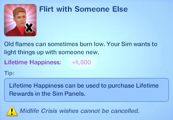 Flirt!