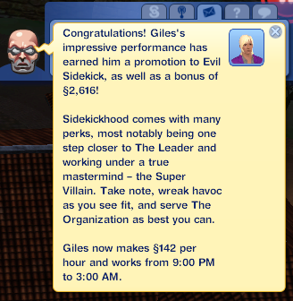 Promoted Giles