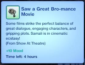 Sam liked it