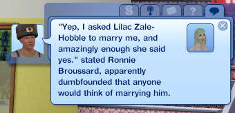 Lilac's second marriage